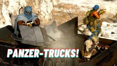 Los camiones cisterna causan estragos en CoD Warzone: no te quedes en el juego durante 24 horas