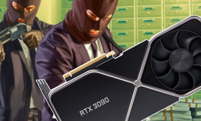 Los ladrones roban tarjetas gráficas de los cibercafés mientras distraen descaradamente al jefe