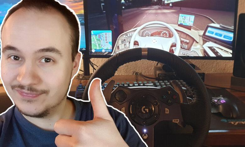 Mi nuevo volante por 250 € fue mi compra de juegos más importante en 2021
