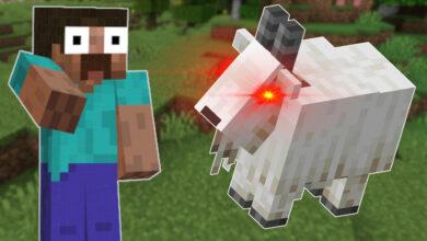 Minecraft tiene un nuevo asesino: así de desagradable es la cabra que empuja