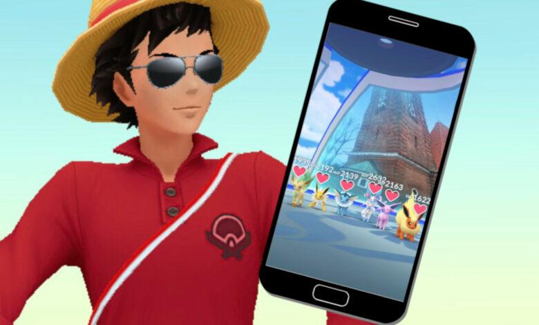 Oye Deja de crear arenas bonitas en Pokémon GO