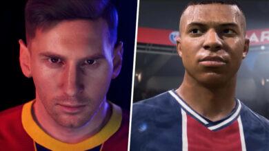 PES 2022 ataca a FIFA 22 en licencias: ¿será una alternativa después de un año de descanso?