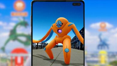 Pokémon GO: Deoxys en forma de defensa regresa: usa este contraataque