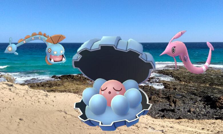 Pokémon GO: Desarrolla Perlu: lo que necesitas saber sobre trucos, Aalabyss y Saganabyss