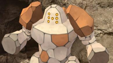 Pokémon GO: Hora de incursión de hoy con Regirock - Los mejores contraataques