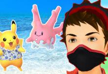 Pokémon GO anuncia el nuevo Shiny Corasonn y el disfraz de Pikachu: ¿una fiesta para farsantes?