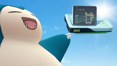 Pokémon GO aumenta el espacio para Pokémon y ofrece una caja especial en la tienda.