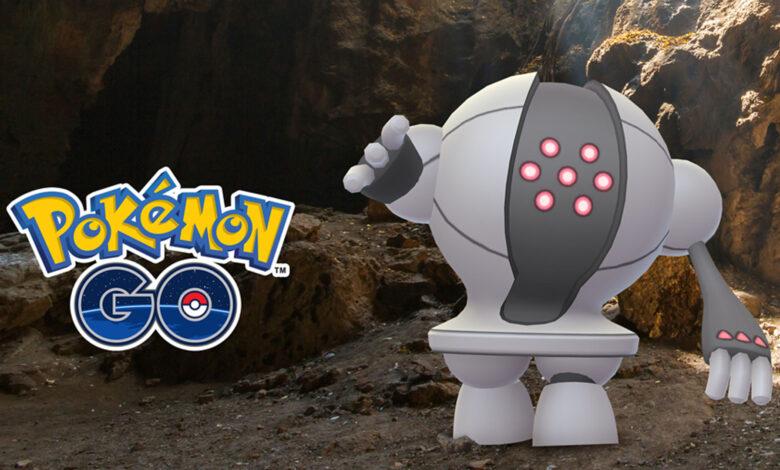 Pokémon GO: lección de incursión de hoy con Registeel: ¿merece la pena?