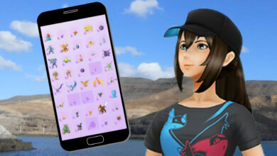 Pokémon GO mejora la Pokédex y embellece el juego: así es como se ve