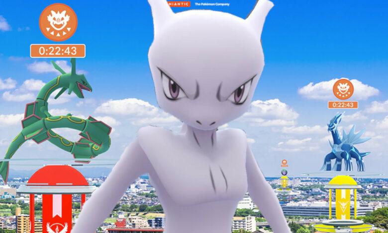 Pokémon GO muestra un bono legendario para GO Fest 2021: de repente es mucho mejor