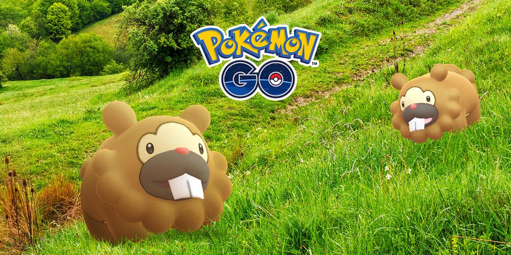Colecciona Pokémon GO Bidiza EP