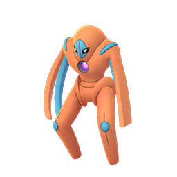Pokémon GO Deoxys forma de contraataque defensivo