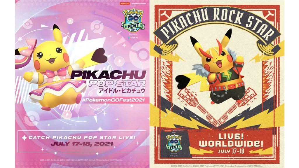 Pokémon GO - Pikachu Go Fest disfrazado 2021