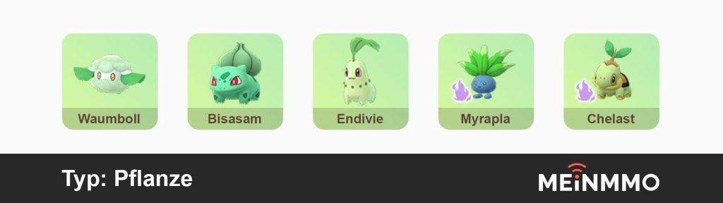 Planta de recomendación de Pokémon Go PVP