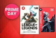 Riot Points para LoL en Amazon Prime Day más baratos que nunca