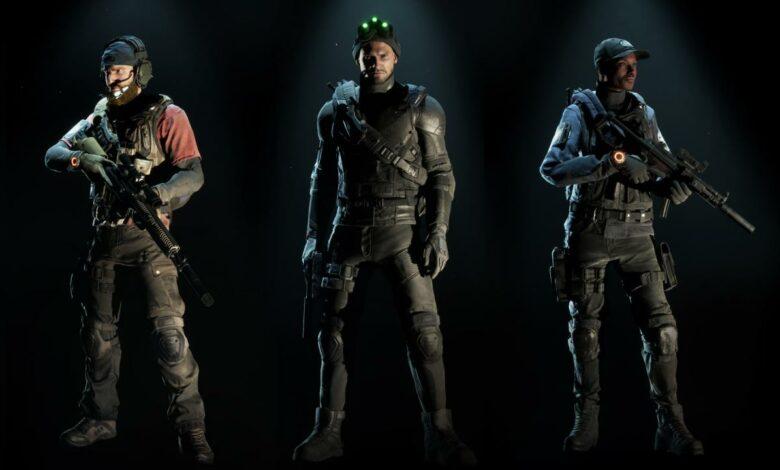 Rumor: Ubisoft está trabajando en un shooter PvP donde chocan Splinter Cell, Division y Ghost Recon