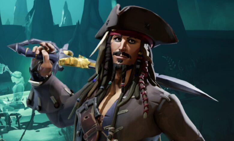 Sea of Thieves trae DLC a Pirates of the Caribbean mañana, perfecto para principiantes y fanáticos de PvE