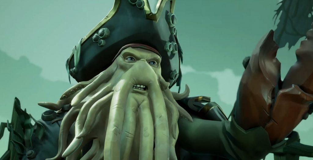 Sea of Thieves Davy Jones