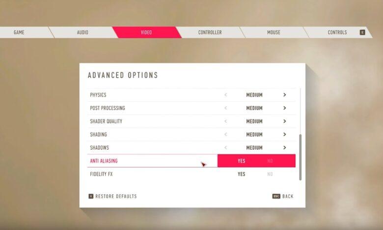 Sniper Ghost Warrior Contracts 2 - Mejor configuración de gráficos