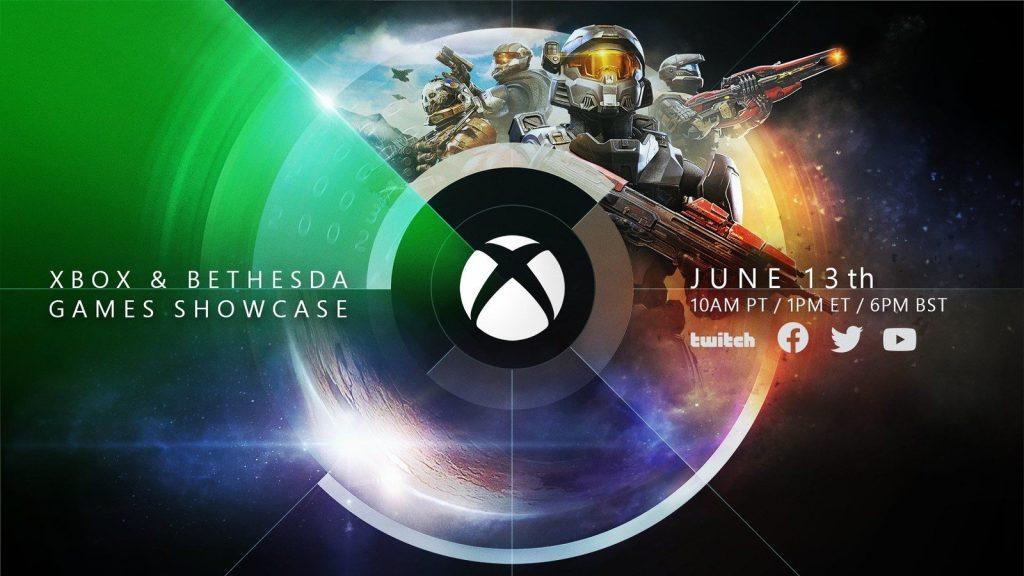 Banner de Betehsda Microsoft E3