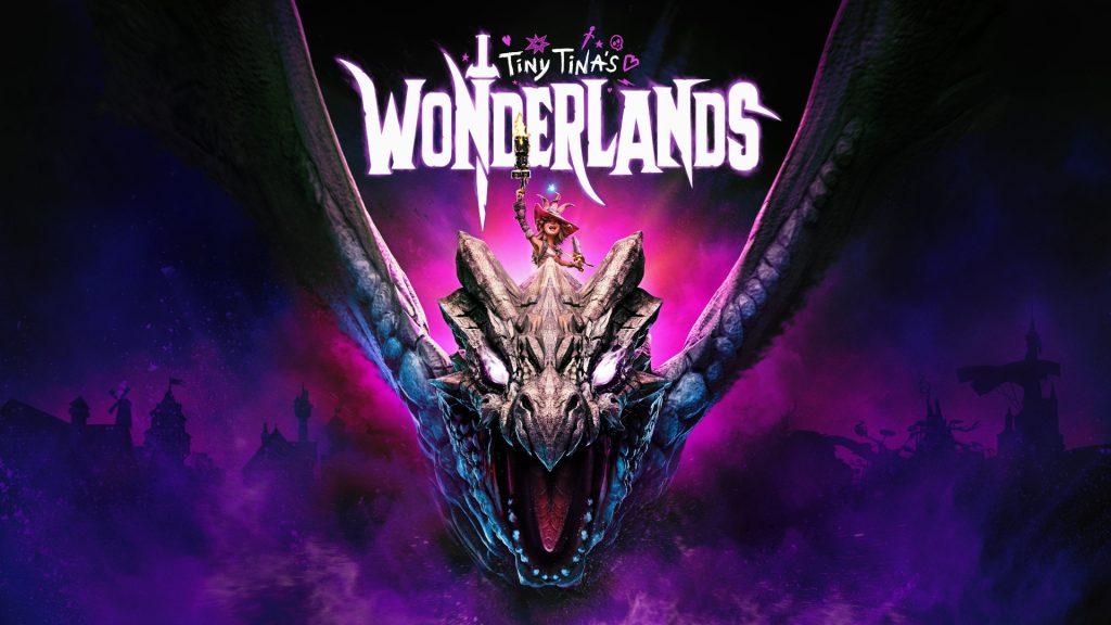 Tiny Tina Wonderlands Key Art grande