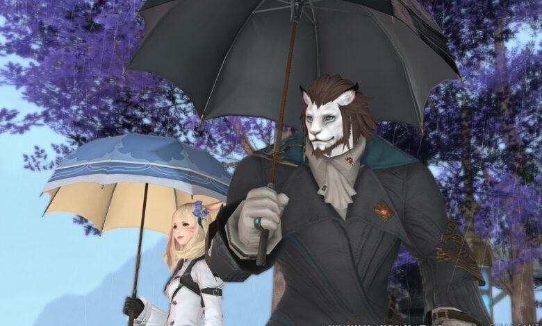 Todos los complementos de moda de Final Fantasy XIV y cómo encontrarlos