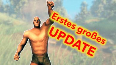 Valheim finalmente muestra la primera gran actualización, el lanzamiento es pronto, está por verse