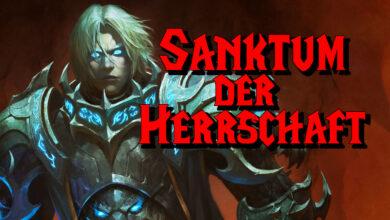 WoW: New Raid Sanctum of Dominion: todos los términos iniciales de LFT, normal, heroico y mítico