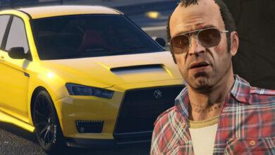 ¡UPS! En GTA Online, un automóvil normal de repente es a prueba de balas