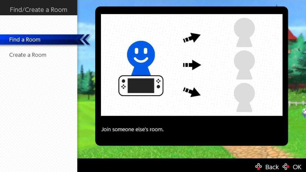 Multijugador local de Mario Golf Super Rush