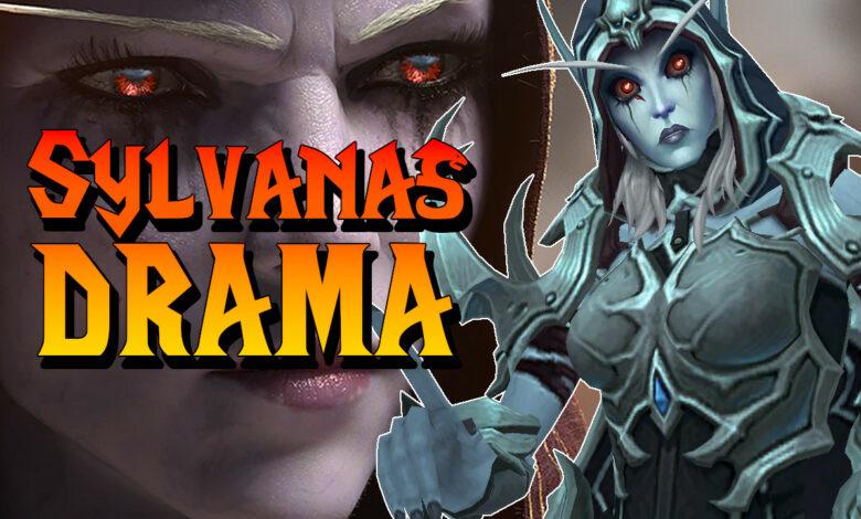 """WoW: Puedes esperar el gran """"drama de Sylvanas"""""""
