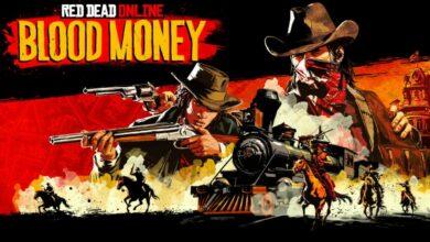 Nuevo gran contenido descargable para Red Dead Online, que trae dinero ensangrentado