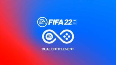 FIFA 22: servicio de doble titularidad confirmado