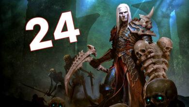 Diablo 3: se conoce la fecha de inicio de la temporada 24, eso es todo
