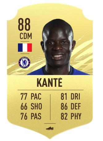 Kanté FIFA 22