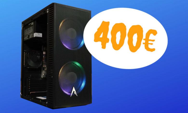 ¿PC para juegos por 400 euros? Los usuarios de YouTube muestran por qué esto podría no ser una buena idea