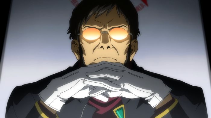 Evangelion, Gendo Ikari, Mejores villanos del anime