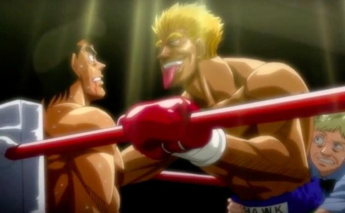 Hajime no Ippo: Rising, Bryan Hawk, Mejores villanos de anime