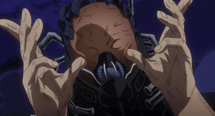 My Hero Academia, Todos para uno, Mejores villanos del anime