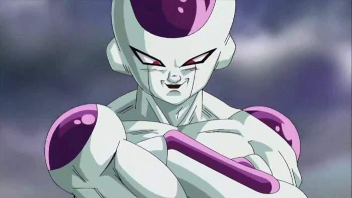 Dragon Ball Z, Frieza, Mejores villanos del anime