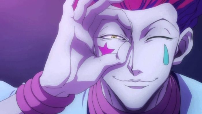 Hunter X Hunter, Hisoka, Mejores villanos del anime