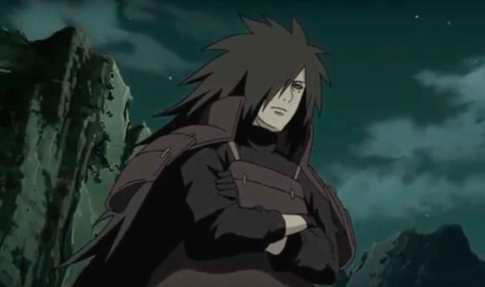 Naruto Shippuden, Madara Uchiha, Mejores villanos del anime