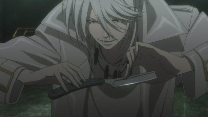 Psycho-Pass, Shogo Makishima, Meilleurs méchants d'anime
