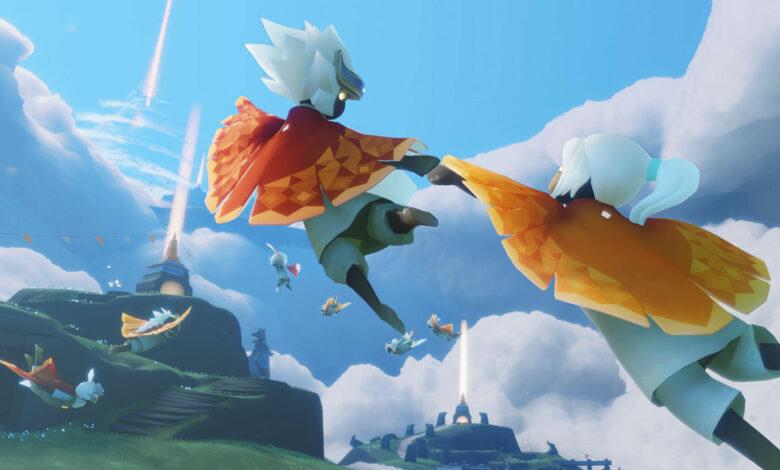 Sky: Children of the Light es el nuevo consejo interno cooperativo en Nintendo Switch y lo probamos