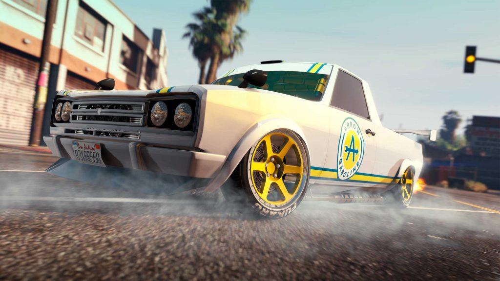 GTA Online Vulcar Warrener HKR
