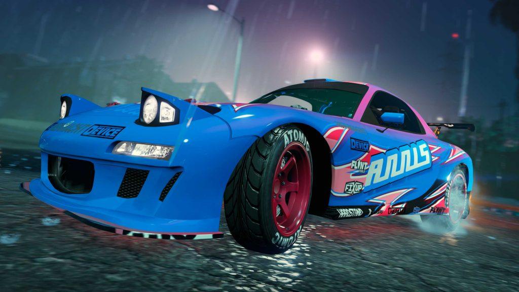 GTA Online Annis ZR350