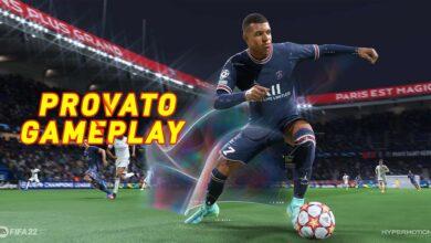 FIFA 22: Probado - Descubriendo la nueva jugabilidad renovada con HyperMotion