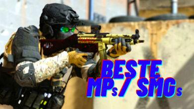Las mejores metralletas en CoD Warzone: con consejos y configuraciones