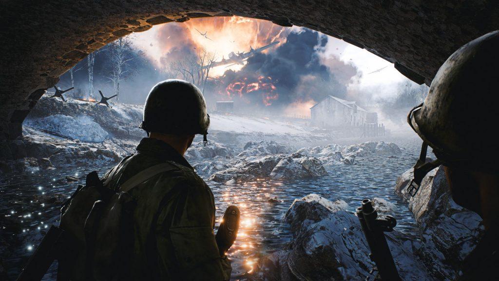 Battlefield 2042 Portal Battle of Bulge