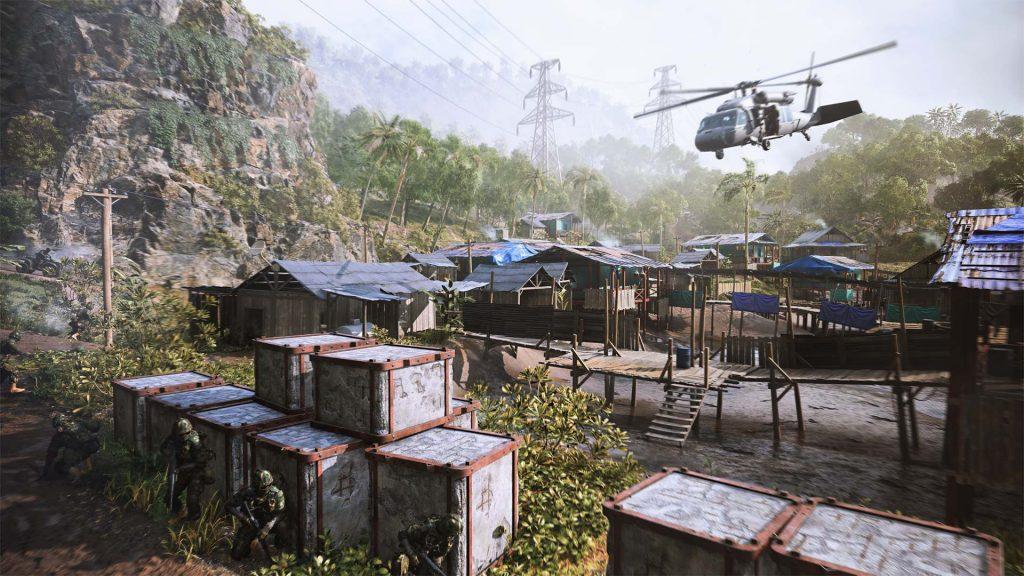Battlefield 2042 Portal Valparaios